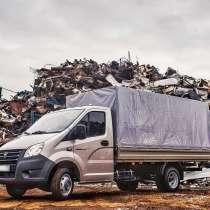 Вывоз строительного мусора Газелью, в Санкт-Петербурге