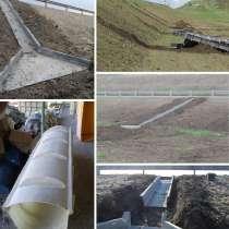 Системы водоводов для автомобильных дорог, в г.Петропавловск