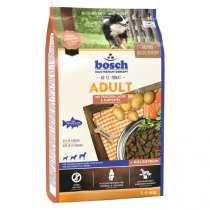 Bosch Adult Salmon & Potato (Лосось, картофель)15 кг+подарок, в г.Минск