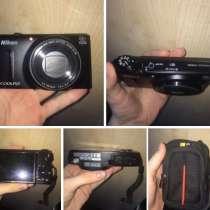 Фотоаппарат Nikon Coolpix S9600, в Волхове