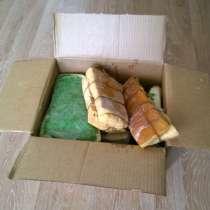 Сало деревенское из Ставропольского края 3+ солёное в чеснок, в Санкт-Петербурге