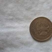 Бракованая монета, в г.Лоутон