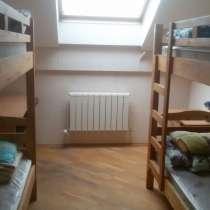 Продается кровать из массива сосны, в г.Минск
