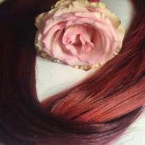 Волосы красные, в Санкт-Петербурге