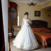 Продам свадебное платье, покупалась в Москве, в г.Комрат