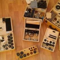 Объективы окуляры линзы микроскопа, в Москве