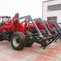 Дисковая борона 1LZ-12 совместная машина подготовки почвы, в г.Xiaoqu