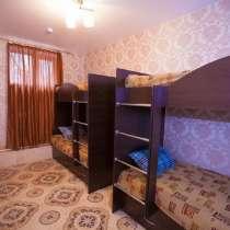 Длительное проживание в хостеле Барнаула: у нас скидки до 15, в Барнауле