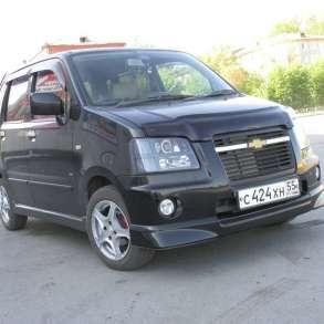 Обвес Suzuki Wagon R Solio, в Омске