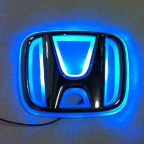 3D подсветка LED логотипа Honda, в Омске