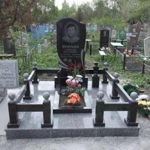 Изготовление памятников из цветного и черного гранита, в Ростове-на-Дону