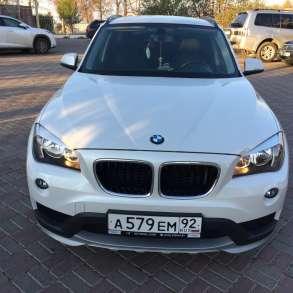 BMW X1 в Севастополе, пробег 50600, не битый, Автодель, в Севастополе
