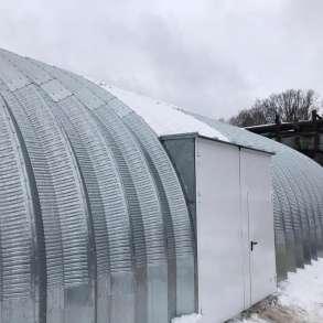 Арочные Ангары холодные и теплые от производителя, в Электростале