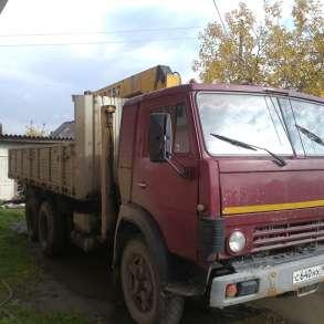 Камаз-манипулятор, в Екатеринбурге