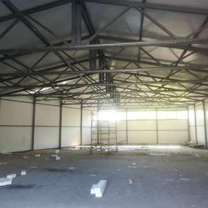 Неотапливаемый склад в аренду, в г.Минск