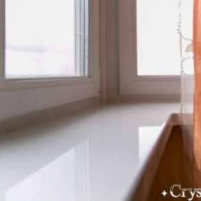 Подоконники премиум класса Кристалит Мир Окон Чебоксары, в Чебоксарах