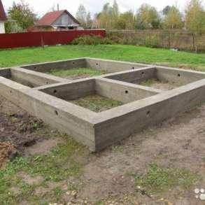 Фундаменты бетонные работы, в Ставрополе