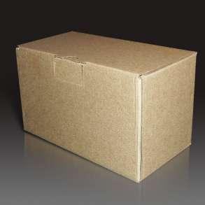 Коробки картонные 165х80х95 от 300штук, в Москве