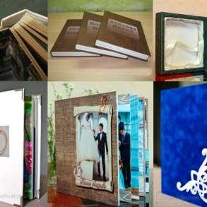 Изготовление фотокниг быстро, качественно, на любой вкус, в г.Астана