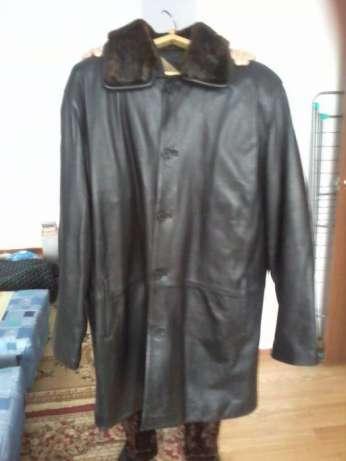 Продам мужскую дубленку-куртку в отличном состоянии