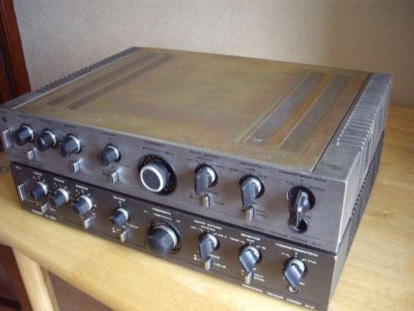 Стереофонический полный усилитель Кумир У-001-стерео в Челябинске фото 4