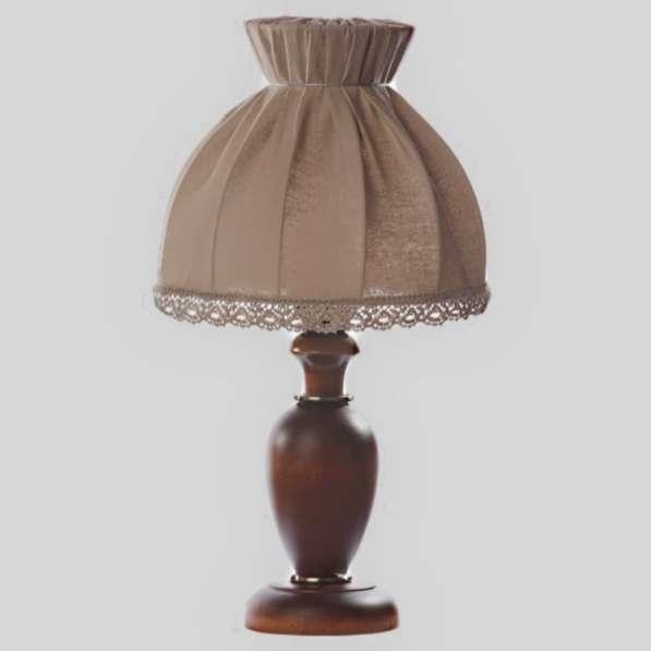 Настольная лампа Жемчуг