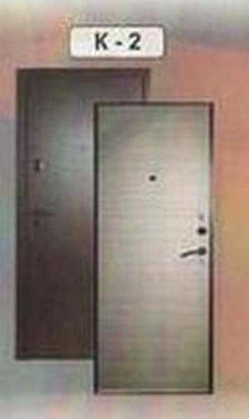 Дверь входная стальная Капучино К-2