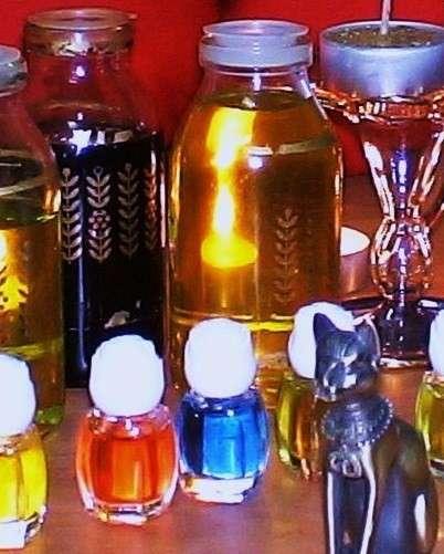 Египетская масляная парфюмерия египетские масла