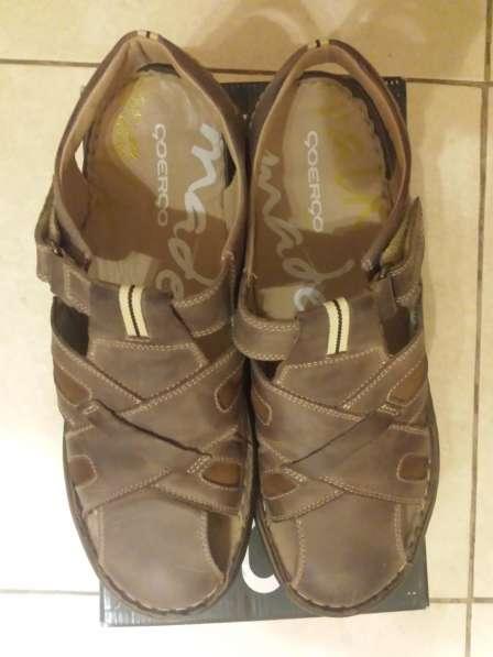 Новые сандалии Goergo натуральная кожа 46 размер в Москве фото 5
