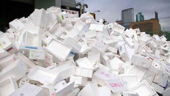 Куплю отходы пенопласта