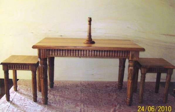 Супер мебель из дерева