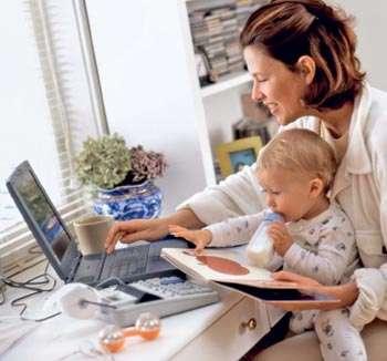 Доходная работа в интернете на дому для новичков!