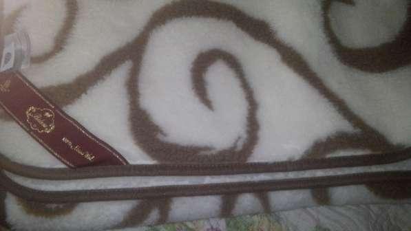 Продам новое одеяло из шерсти мериноса в Томске фото 4