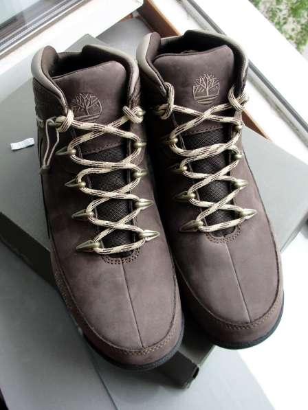 Ботинки Timberland (оригинал). Размер 44,5 в Краснодаре фото 9