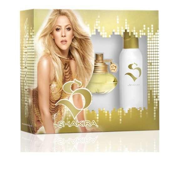 Подарочный набор Shakira S by Shakira (w) Туалетная вода 50