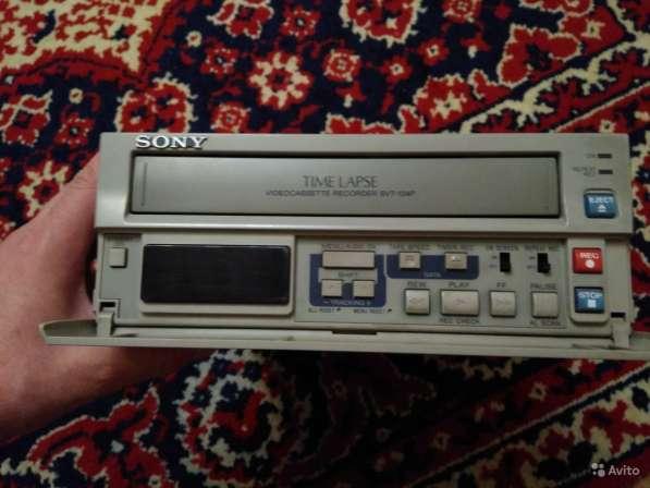 Спецвидеомагнитофон Sony SVT-124 в Челябинске фото 3