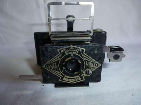 Старая фотокамера Энсигни!