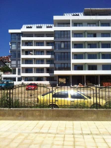 Квартира в новом доме с видом на море