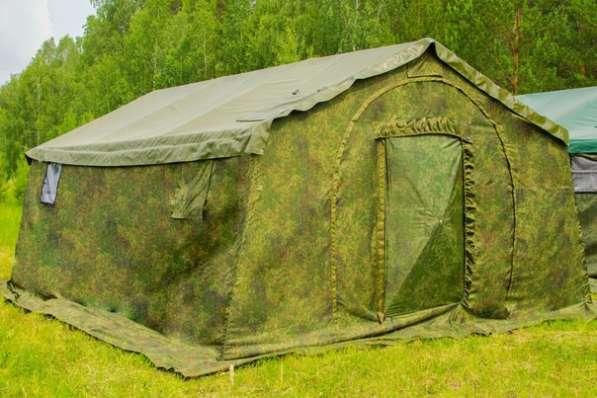 Каркасная палатка 10М1 (однослойная)