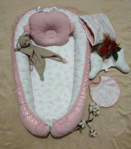 Кокон для новорожденного набор в Краснодаре фото 4