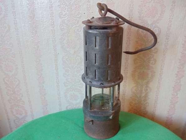 Легендарная шахтерская лампа Вольфа