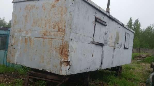 Продам вагончики-бытовки в Шуе