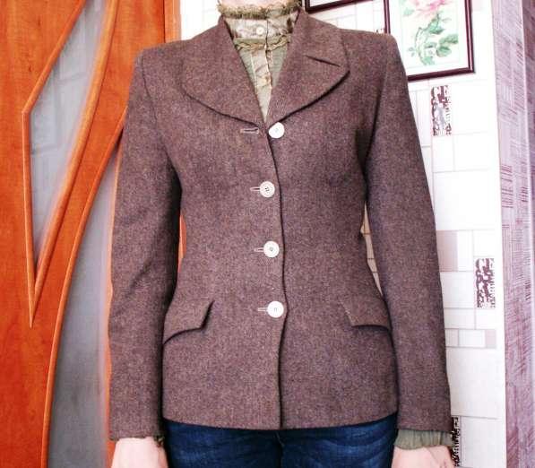 Твидовый пиджак в Сургуте фото 4