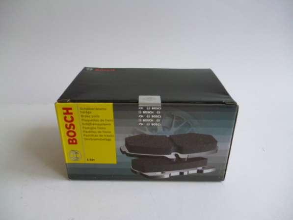 Колодки передние Bosch (Audi) дисковые