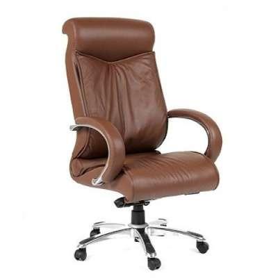 В-420 кресло коричневое