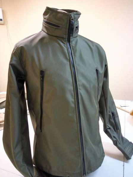 Куртка softshell oliva outdoor