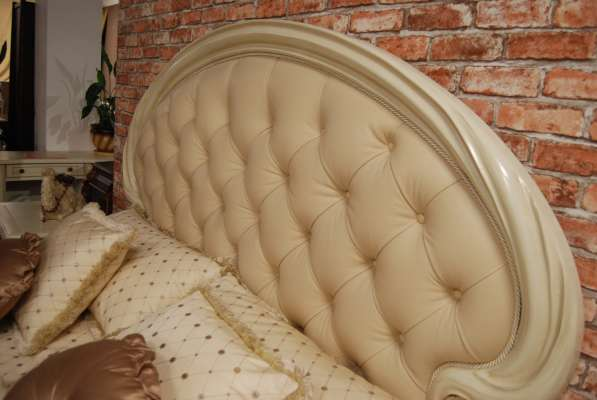 Спальный гарнитур 6 предметов слоновая кость в Новосибирске