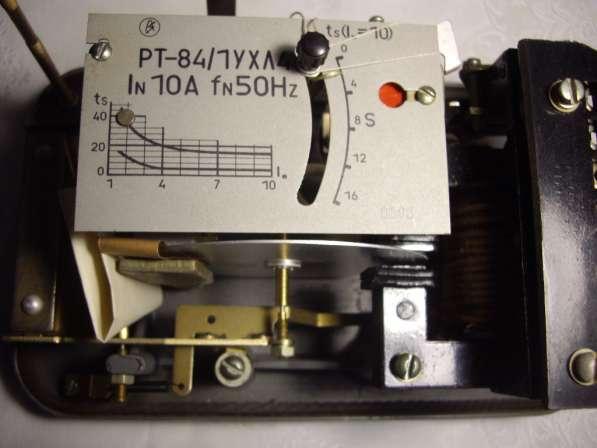 Реле максимального тока РТ-84/11ухл4 в Челябинске фото 12
