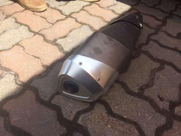 Глушитель suzuki GSX-R 750 K9 в Москве фото 3