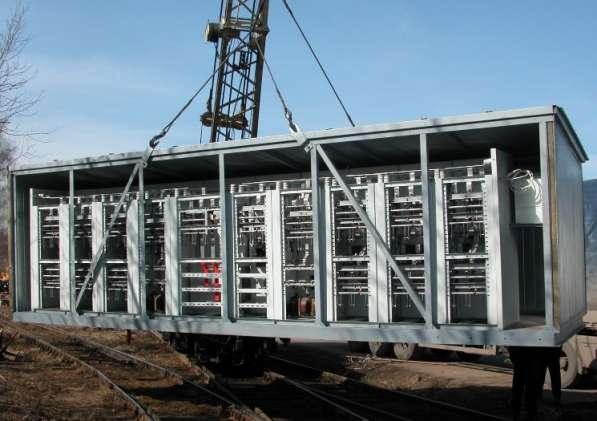 Блочно-модульные подстанции 2КТПНУ, мощностью до 2500 кВА в Москве фото 5